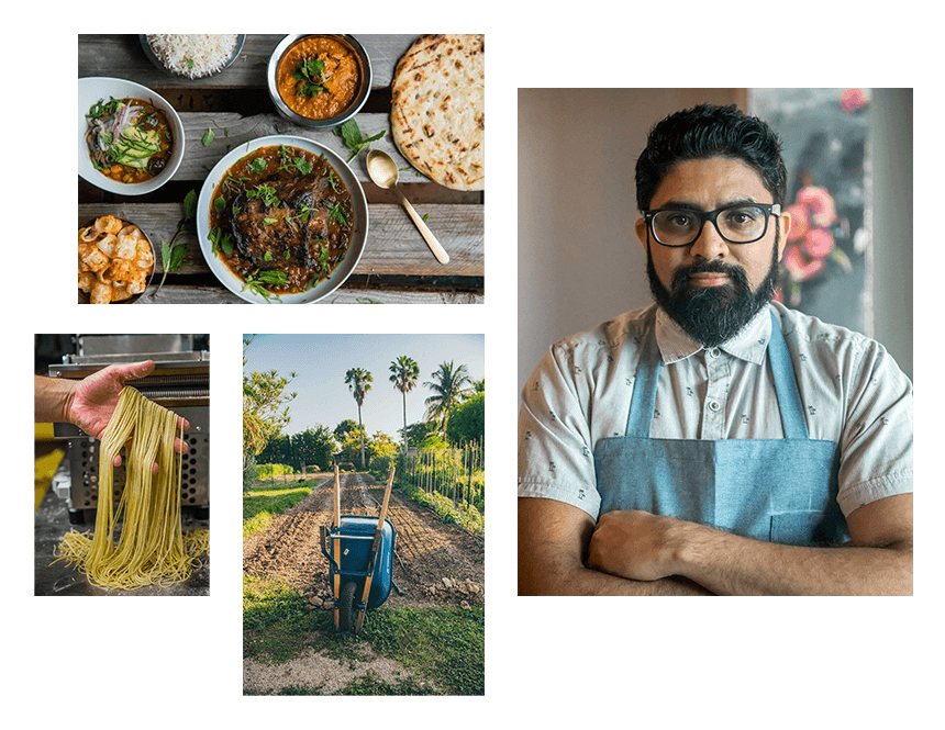 Chef & Rancho Patel