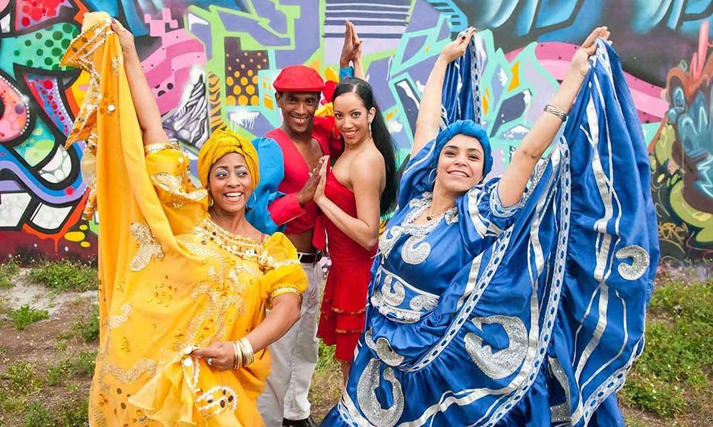 IFE ILE Afro Cuban Dance Festival