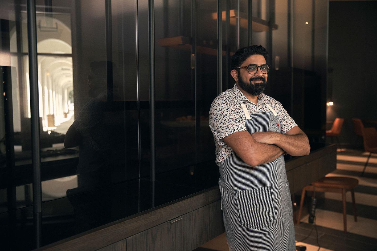 Chef Niven Miami
