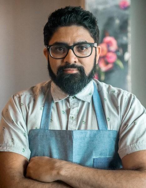 Chef Niven Patel