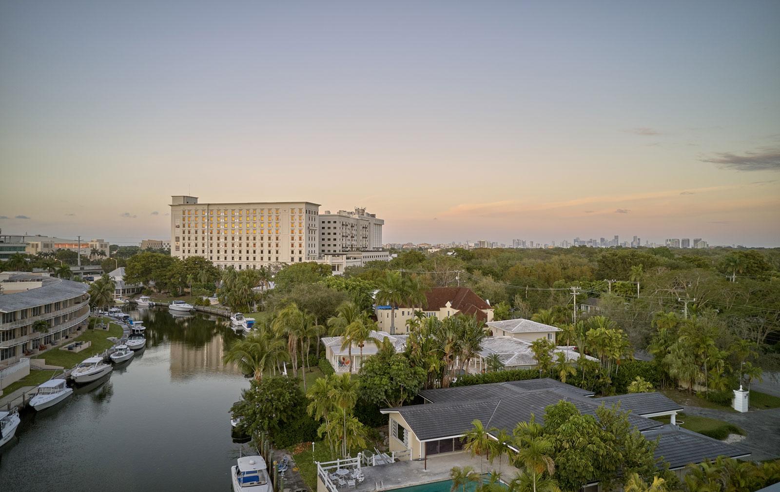 Miami Coral Gables Paseo